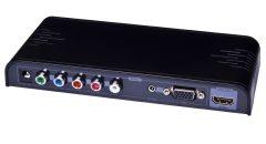 Конвертер-скейлер VGA-HDMI